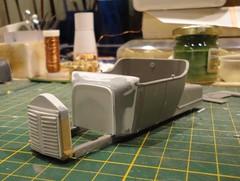 dsc07998 (enrico_crespi) Tags: modellismo ford modelt e63 papermodel snowmobile
