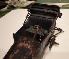 dsc08083 (enrico_crespi) Tags: modellismo ford modelt e63 papermodel snowmobile