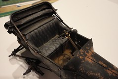 dsc08082 (enrico_crespi) Tags: modellismo ford modelt e63 papermodel snowmobile