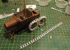 dsc08035 (enrico_crespi) Tags: modellismo ford modelt e63 papermodel snowmobile