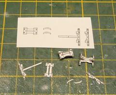 dsc08030 (enrico_crespi) Tags: modellismo ford modelt e63 papermodel snowmobile