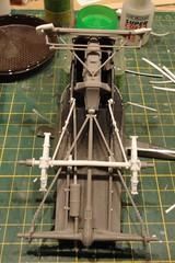 dsc08012 (enrico_crespi) Tags: modellismo ford modelt e63 papermodel snowmobile