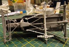 dsc08010 (enrico_crespi) Tags: modellismo ford modelt e63 papermodel snowmobile