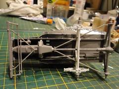 dsc08005 (enrico_crespi) Tags: modellismo ford modelt e63 papermodel snowmobile