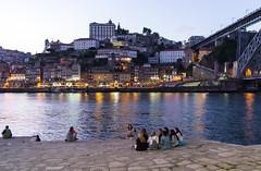 IMGP5610 Solpor en Porto (Rafael Ojea) Tags: porto portugal oporto solpor atardecer pentaxk1 rafaelojea