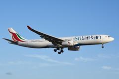 4R-ALO Airbus A330-343 EGLL 20-07-19 (MarkP51) Tags: 4ralo airbus a330343 a330 srilankanairways ul alk london heathrow airport lhr egll england airliner aircraft airplane plane image markp51 nikon d7200 nikon24120f4gvr