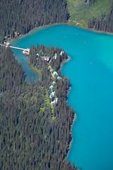 Emerald Lake Lodges (Darren Umbsaar) Tags: mountain mountains mount peak walcott burgess yoho bc british columbia canada canadian rockies takakkaw lake emerald summit scramble vaux