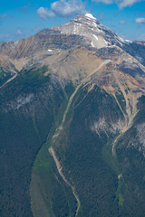 Emerald Slide (Darren Umbsaar) Tags: mountain mountains mount peak walcott burgess yoho bc british columbia canada canadian rockies takakkaw lake emerald summit scramble vaux