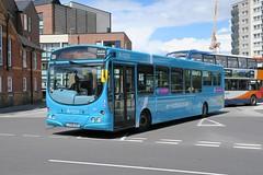 10895 20190606 Arriva Cymru CX58 EUD (CWG43) Tags: bus uk arrivacymru vdl sb200 wright cx58eud