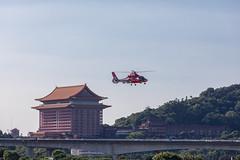 801A1991 (鹽味九K) Tags: 台灣 圓山飯店 taiwan tw shooting outside 直升機 生活 life