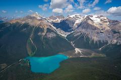 Azure Heights (Darren Umbsaar) Tags: mountain mountains mount peak walcott burgess yoho bc british columbia canada canadian rockies takakkaw lake emerald summit scramble vaux