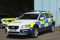 WF63 LWK (S11 AUN) Tags: devon cornwall police volvo xc70 d5 4x4 anpr video equipped rpu roads policing unit traffic car 999 emergency vehicle wf63lwk