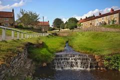 Village Life. (Darren Speak) Tags: village huttonlehole northyorkshiremoors