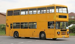 All Leyland Olympian J113 KCW has continued to soldier on with Harris Travel working Blackburn with Darwen schools seen during the last week of the 2018/19 school term in East Lancashire. (Gobbiner) Tags: olympian j113kcw blackburn harristravel leyland prestonbus 113 transdev 2005 yorkpullman