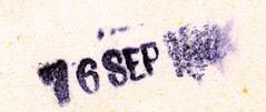 IMG_0017 Geoff Spafford RIP old B&W Family Photos. Sandra 16 Sept 1946 (photographer695) Tags: geoff spafford rip old bw family photos sandra 16 sept 1946