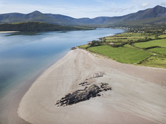 I am the Mountain..I am the Sea (Sean Hartwell Photography) Tags: dji mavicpro drone dingle peninsula mountains cappagh brandon sea atlantic aerial
