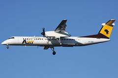 et-aqd dh8d egss (Terry Wade Aviation Photography) Tags: dh8d egss skk