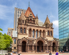 Trinity Church (Eridony (Instagram: eridony_prime)) Tags: boston suffolkcounty massachusetts backbay church placeofworship constructed1877 historic nrhp nationalregisterofhistoricplaces nationalhistoriclandmark