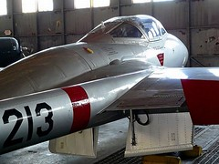"De Havilland Vampire 19 • <a style=""font-size:0.8em;"" href=""http://www.flickr.com/photos/81723459@N04/48489555361/"" target=""_blank"">View on Flickr</a>"