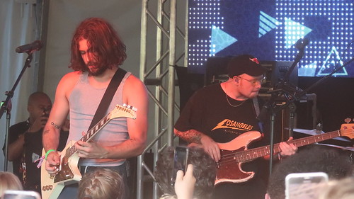 The Band Camino (2019 Lollapalooza Chicago) - Jeffery Jordan, Spencer Stewart & Graham Rowell