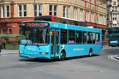 Arriva 2604 CX06 BKK (johnmorris13) Tags: arriva 2604 cx06bkk vdl sb200 wrightbus wrightcommander bus