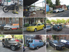 Amsterdam 6 augustus 2019 II (willemalink2) Tags: amsterdam 6 augustus 2019 ii chevrolet caprice ld68yr 1977 chevy van 3tpd87 1982 2007 alfa romeo 145 92dhnd 1999 peugeot 1007 02rltk 2005 jeep wrangler tk81vf 1988 vg151r 1986 2012 bmw 316 i touring jfxx93 1994