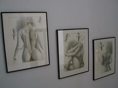 My gallery of nudes (Tau1955) Tags: nude pencil drawings female art