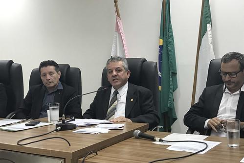 Audiência Pública da Comissão de Segurança - 07.08.2019