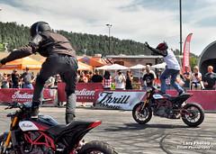 Aug 5 2019 - Surfing Indian style (La_Z_Photog) Tags: lazy photog elliott photography worland wyoming sturgis south dakota black hills motorcycle classic rally races indian stunt riders