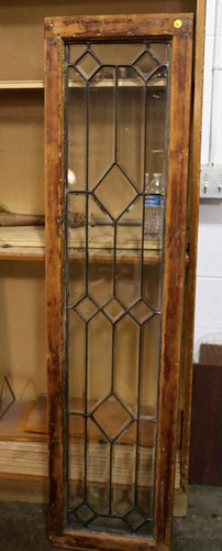Leaded Glass Window ($168.00)