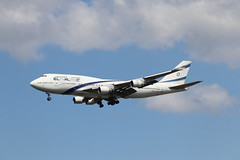 El Al 4X-ELD LHR 05/08/19 (ethana23) Tags: planes planespotting aviation avgeek aeroplane aircraft airplane boeing 747 747400 elal