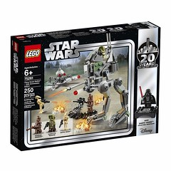 Some LEGO Star Wars Anniversary Set Heavily Discounted (fbtb) Tags: 75259snowspeeder20thanniversaryedition 75261clonescoutwalker20thanniversaryedition 75262imperialdropship20thanniversaryedition