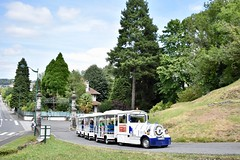 Lourdes - Petit Train - 31/07/19 (Jérémy P.) Tags: lourdes tarbeslourdespyrénées hautespyrénées occitanie petittrain touristique funiculaire funiculairedupicdujer