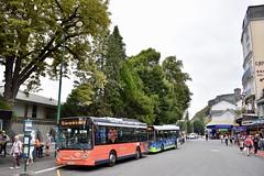 Lourdes - HeuliezBus GX 127 - 04/08/19 (Jérémy P.) Tags: lourdes tarbeslourdespyrénées hautespyrénées occitanie caralliance carallianceactl heuliez bus gx127 grotte sanctuaires sanctuairesdelourdes