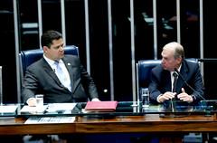 08-08-19 Reforma da previdência chega ao Senado Federal - Foto Gerdan Wesley 07