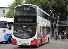 Bus Eireann VWD29 (151G2260). (Fred Dean Jnr) Tags: buseireannroute214 cork buseireann volvo b5tl wright eclipse gemini3 vwd29 151g2260 grandparadecork august2019 wrightbus