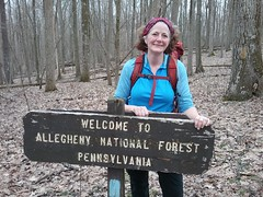 Karen Navagh (North Country Trail) Tags: hike100nct hikethenct ilovethenct northcountrytrail nct challenge greatnorthcollective explore exploremore discover discovermore blueblazes upnorth greatoutdoors adventuremore hiking hikemoreworryless outdoors nature backpacking camping findyourway findyourtrail findyourpark getoutside enjoylife allegheny alleghenynationalforest anf