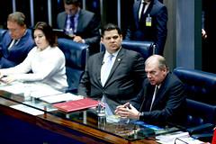 08-08-19 Reforma da previdência chega ao Senado Federal - Foto Gerdan Wesley 0312