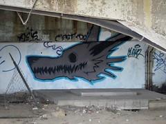 Avoid / Keizerviaduct - 8 aug 2019 (Ferdinand 'Ferre' Feys) Tags: gent ghent gand belgium belgique belgië streetart artdelarue graffitiart graffiti graff urbanart urbanarte arteurbano ferdinandfeys