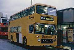 Stevensons 99 (Q246 FVT) (SelmerOrSelnec) Tags: stevensons leyland olympian b45 ecw q246fvt b4501 prototype manchester piccadillybusstation parkerstreet bus