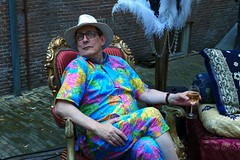 This Planet Suits Me Fine (Eddy Allart) Tags: amsterdam nederland dutch gay museum man