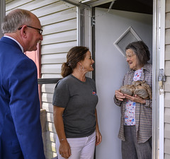 5/22/2019 First Lady Maria Lee visits the Adamsville Senior Center and delivers Meals on Wheels in McNariy County (First Lady Maria Lee) Tags: 5222019 firstladymarialee adamsvilleseniorcenter mealsonwheels mcnariycounty adamsville tennessee usa