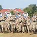9th Regiment Advanced Camp, Graduation