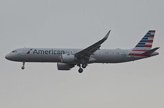 American Airlines A321-253NX (N406AN) LAX Approach 1 (hsckcwong) Tags: americanairlines a321253nx a321neo n406an lax klax