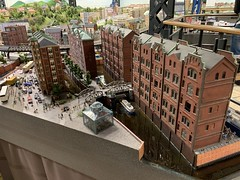 Hamburg Miniaturland, Germany, July 2019