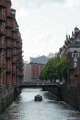 Hamburg, Germany, July 2019