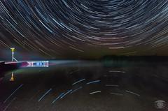 Foggy Trails (Dark Arts Astrophotography) Tags: astrophotography space sky stars star science astronomy night nature natur nightscape nightsky nothernlights northernlights kingston kingstonist ygk nikon t timelapse startrails starscape