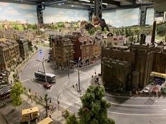 Hamburg Miniaturland, Germany, July 2019