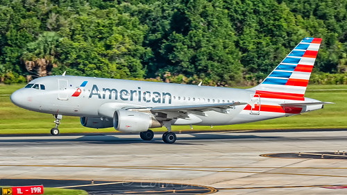 N755US - Airbus A319-112 - American Airlines