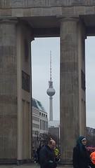 Berlin TV Tower am Alexanderplatz (Art of MA Foto Stud) Tags: berlin germany deutschland brandenburgertor brandenburggate alexanderplatz tvtower fernsehturm